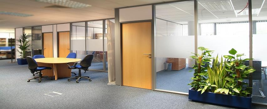 Fit Out Office for Cabot Financial Dublin