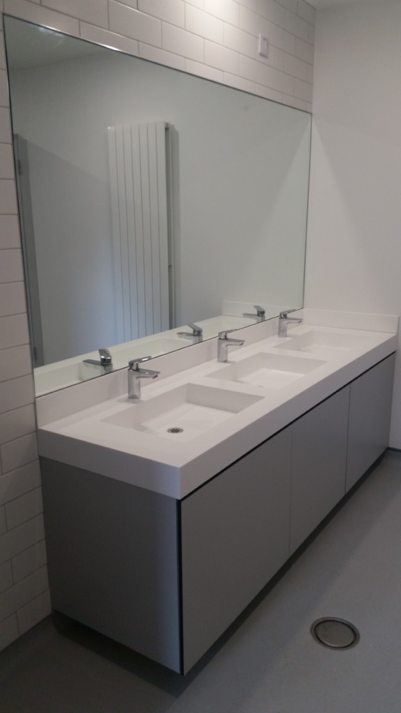 Washroom & Cubicles for Cork Motor Tax Office