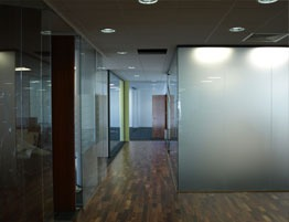 Modern Office Fit Out for IPSOS/MRBI Dublin